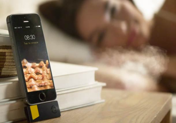 A Bacon odor diffuser for iPhone… – WTF of the day