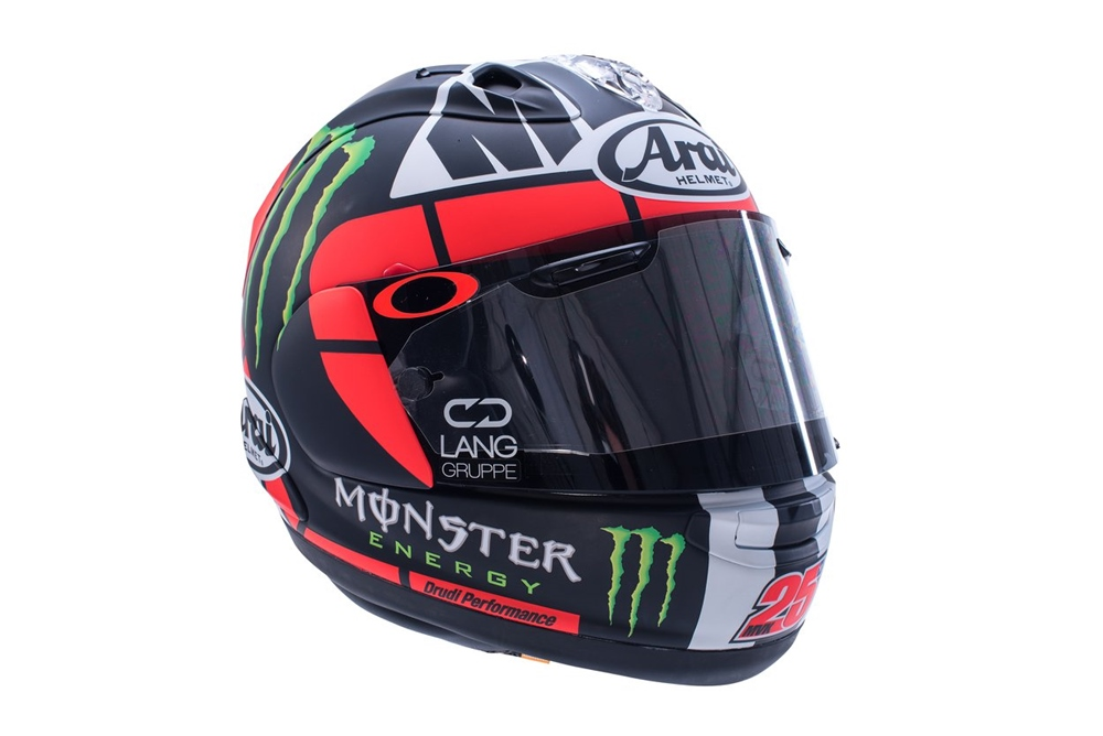 Мотошлемы гонщиков MotoGP 2018
