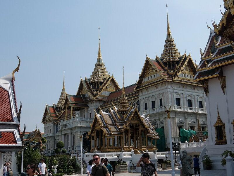 Бангкок - Королевский дворец