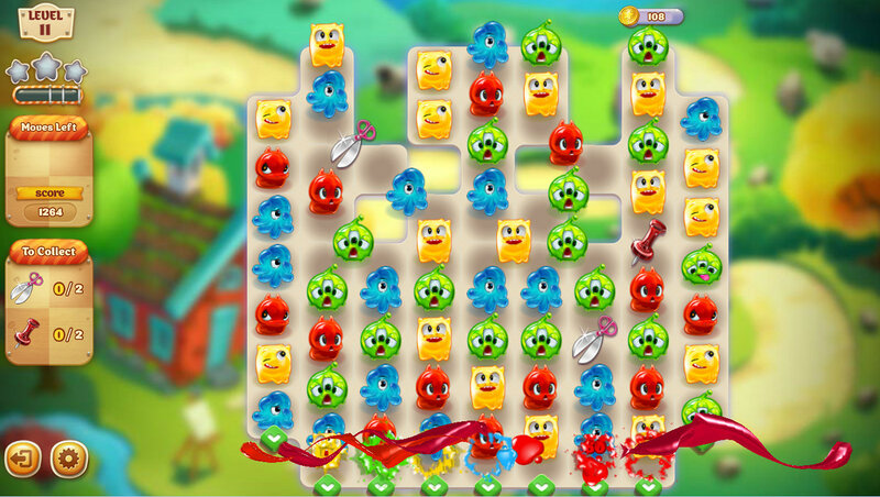 Monster Toons screen 1