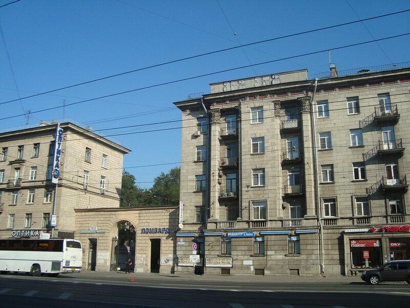 Санкт-Петербург. Заневский проспект (1)