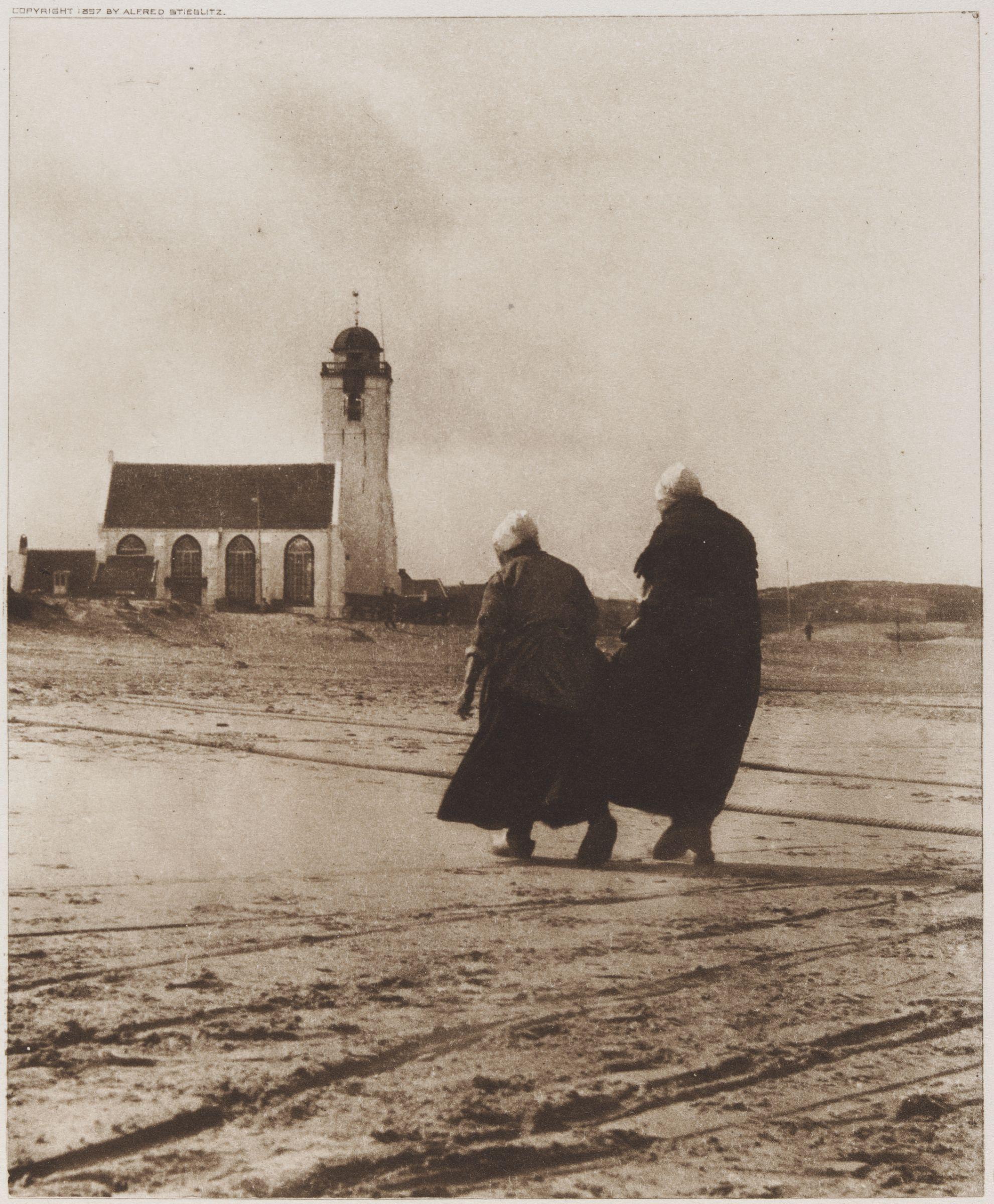 1894. Спешат до дома