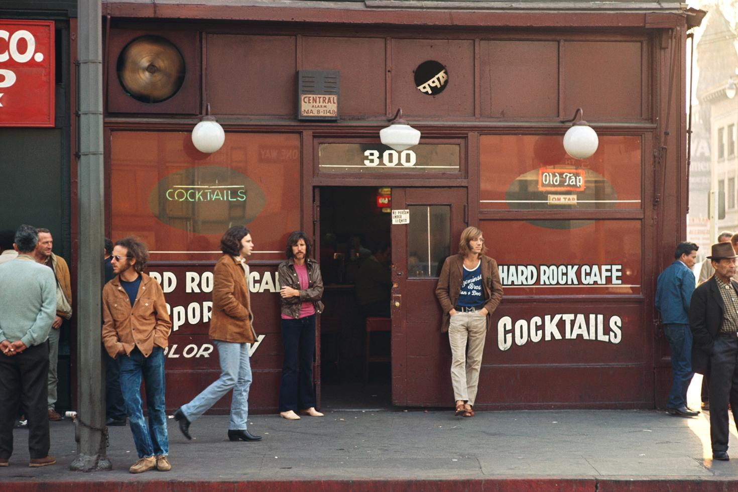 1969. «The Doors»