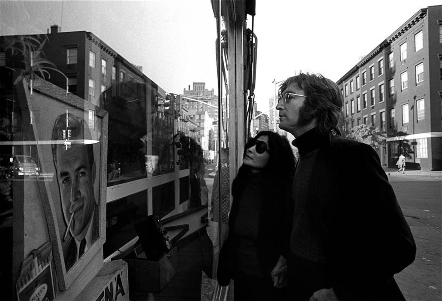 1972. Джон Леннон & Йоко Оно