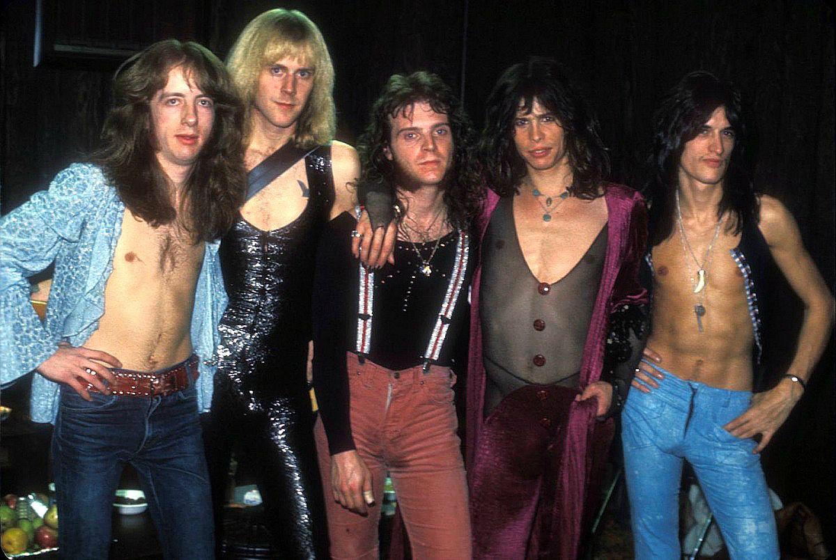 1974. «Aerosmith»