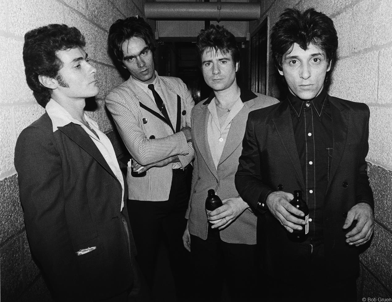 1975. «Heartbreakers»