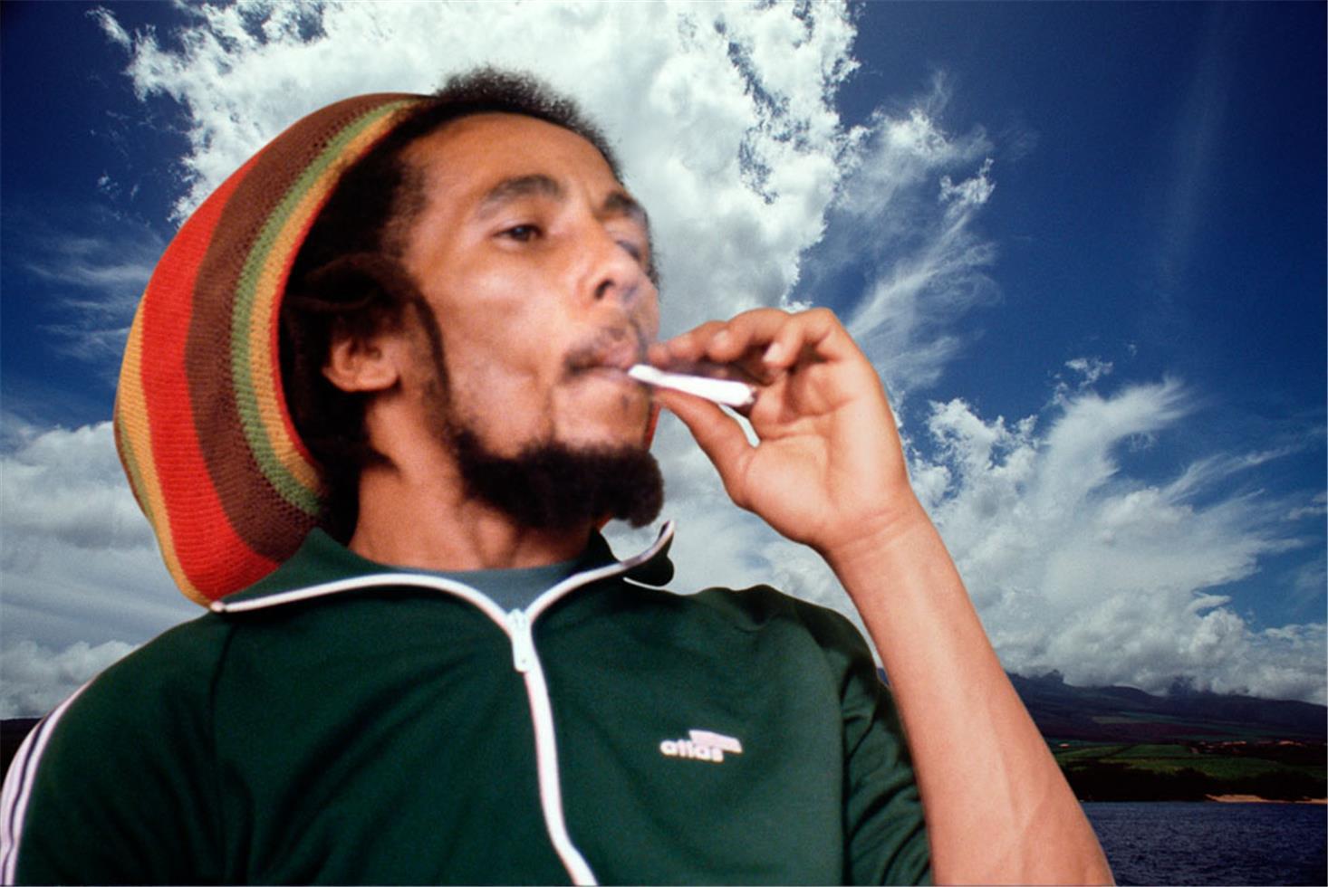 1980. Боб Марли