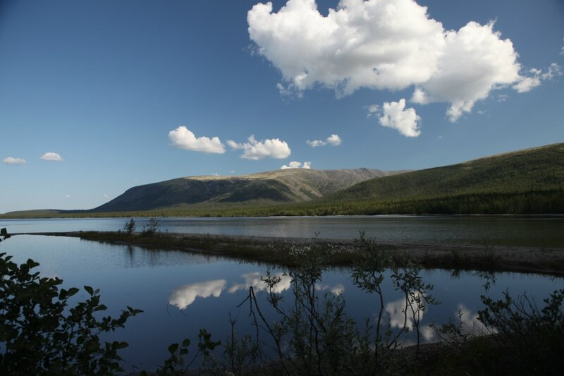 Куэльпорр - озеро Щучье - озеро Гольцовое
