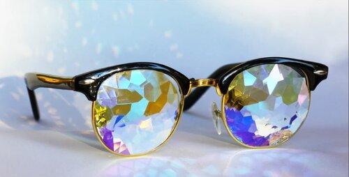 Психоделические очки