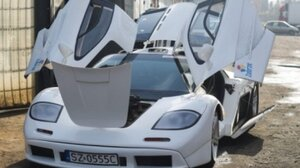 Поляк построил себе «бюджетный» McLaren F1