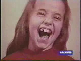 Реклама куклы, 50 лет назад США.