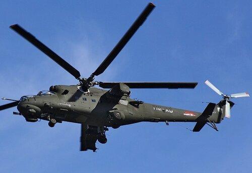 Перу было продано 24 единицы военной техники