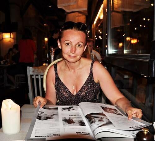 Татьяна Безкоровайная - член жюри конкурса