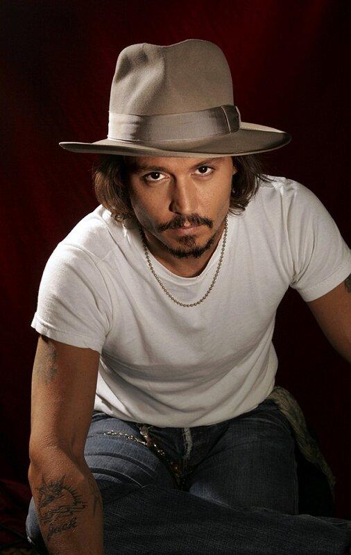 Johnny Depp, USA Today, June 26, 2006