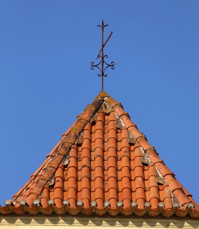 Коимбра. Часовня Святого Бернарда (Capela de São Bernard)
