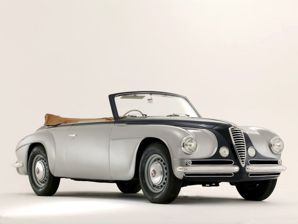 Alfa-Romeo-6C-2500-Villa-dEste-Cabriolet-1949 - 1952