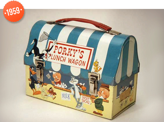 Lunchbox - история и дизайн контейнеров для еды