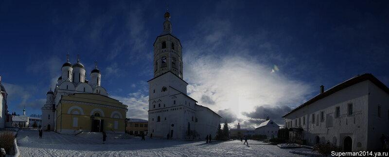 Пафнутьево-Боровский монастырь