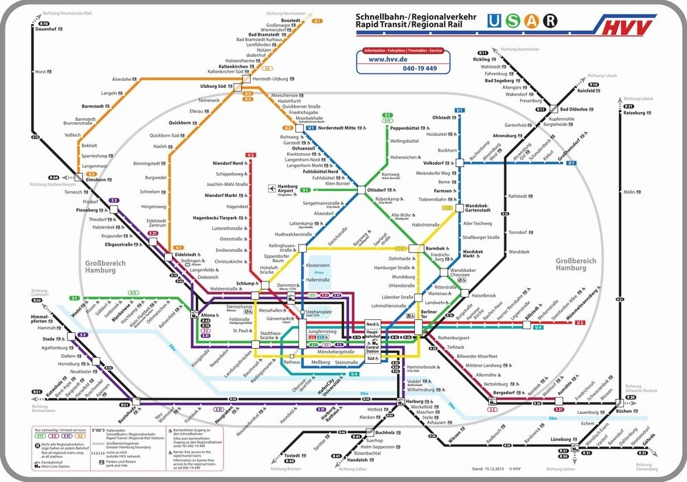 Схема метробусов (это