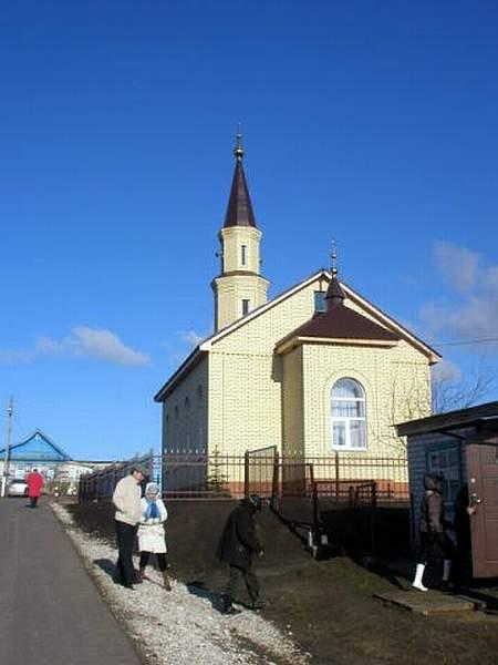 Мечети Алькеевского района РТ