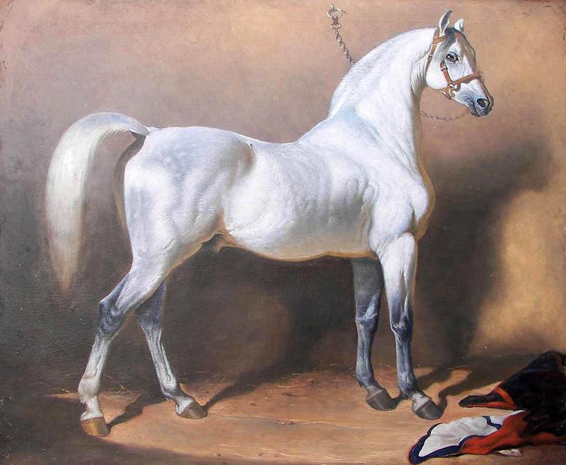 Alfred de Dreux. Лошади и собаки
