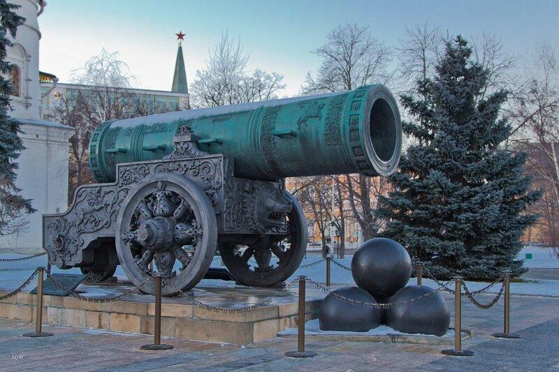 Московский кремль. Часть IV