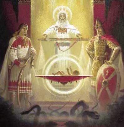 Русь и воинская традиция