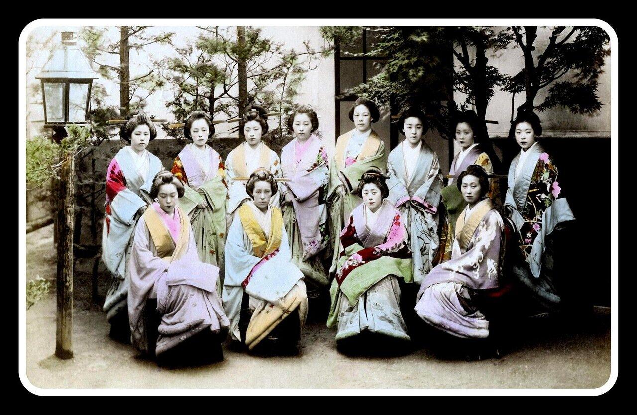 Япония фото проститутки проституток тюмень