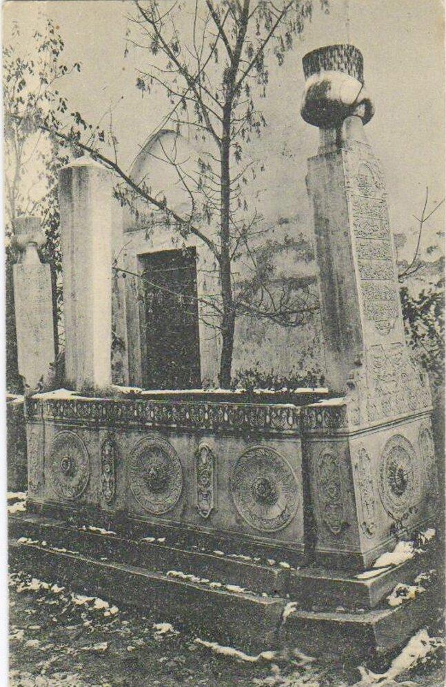 Гробница предпоследнего Хана Крымгерея