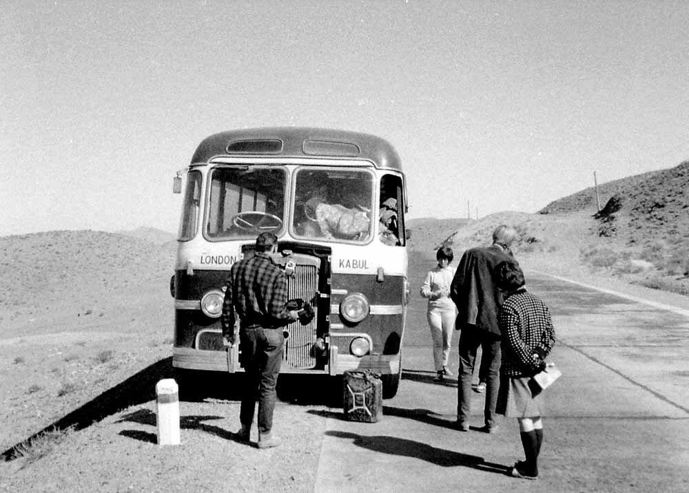 Афганистан. Герат, закипевший двигатель