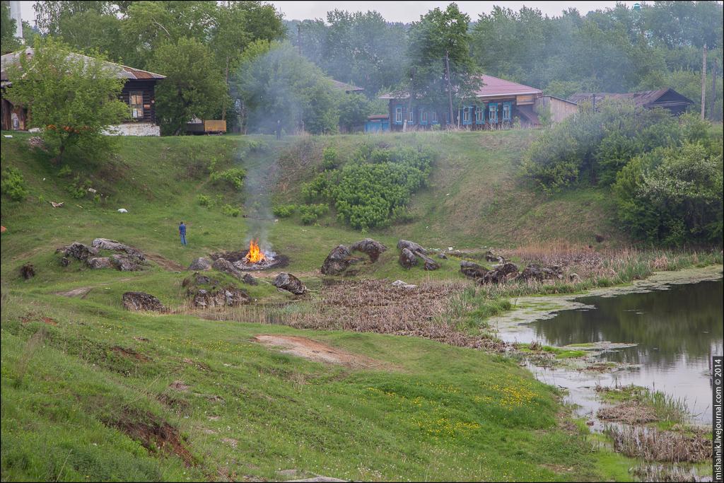 Кокуйский рудник (Кокуйская Яма) Алапаевск