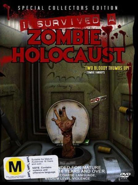 Я пережил нашествие зомби / I Survived a Zombie Holocaust (2014/DVDRip)