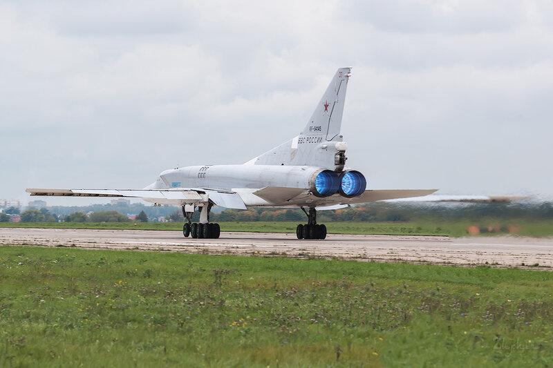 Туполев Ту-22М-3М (RF-94145 / 37 красный) ВВС России D802459