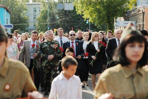 День Победы в городе Бельцы 2014 в фотографиях