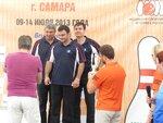 Командный чемпионат России в Самаре, 9-14 июля 2013
