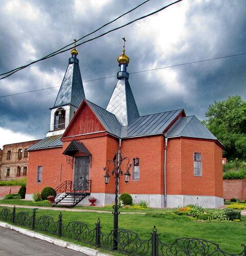 Нижнеломовский Казанско-Богородицкий мужской монастырь