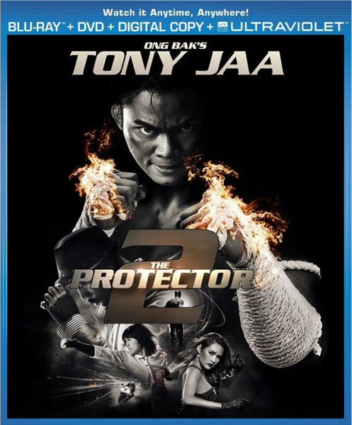 Честь дракона 2 / The Protector 2 / Tom yum goong 2 (2013) BDRip 1080p/720p + HDRip