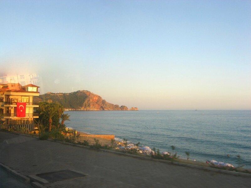 Турция. Пляж Клеопатры в Алании - Пляжи, Море - turkey, alanya