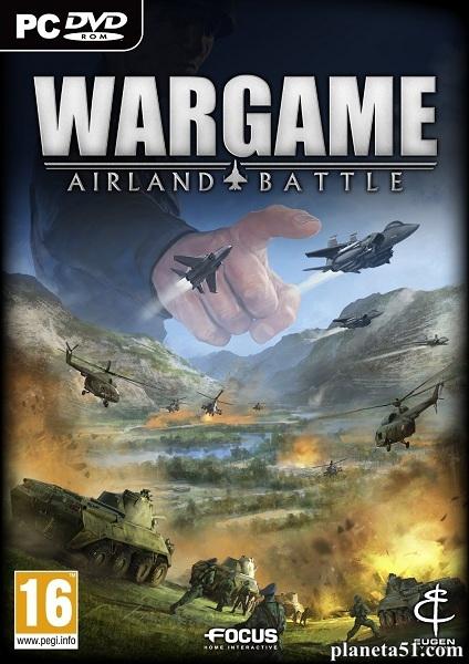 Wargame: Airland Battle (2013/RUS/ENG/Repack)