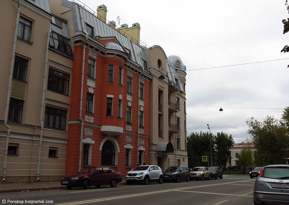 Вася Ложкин в Питере