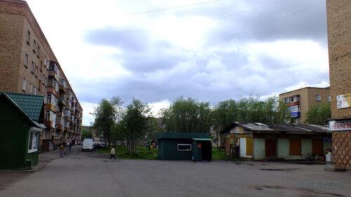 Фото города Инта №4632  Мира 33 и 29 19.06.2013_13:29