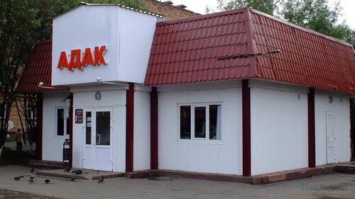 Фото города Инта №5017  Северо-восточный угол Воркутинской 12а 10.07.2013_15:40
