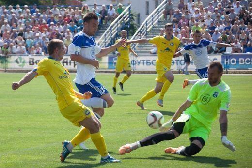 БАТЭ одержал седьмую победу вчемпионате срезультатом 1:0
