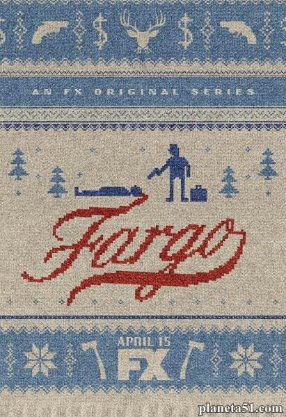 Фарго / Fargo - Полный 1 сезон [2014, WEB-DLRip | WEB-DL 720p, 1080p] (NewStudio | LostFilm | Кубик в Кубе)