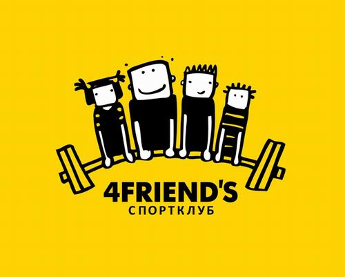 логотипы фитнес клубов фото