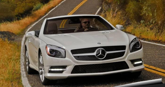 8 моделей самых скоростных Mercedes-Benz, которые являются лицом бренда (8 фото)