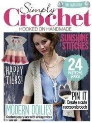 Журнал Simply Crochet - Issue 33