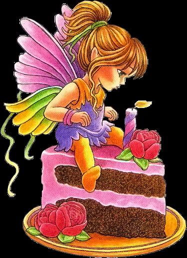 Поздравление с днём рождения женщине кондитеру