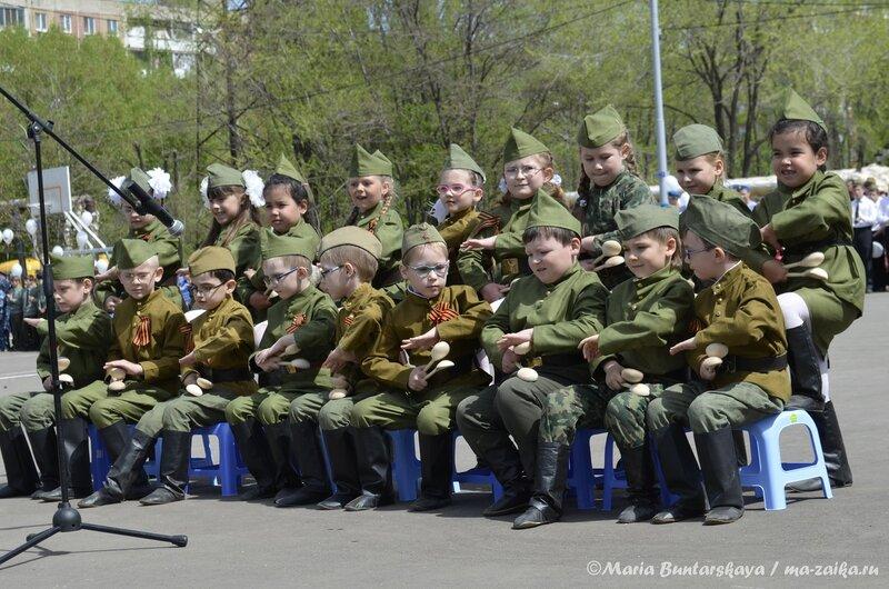 Открытие памятника Герою Советского Союза Благодарову К.В. и всем летчикам, защитившим небо Отечества, Саратов, сквер им.Благодорова, 08 мая 2013 года