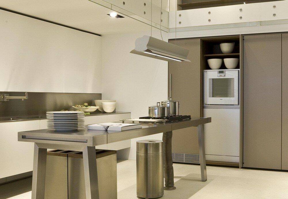 Кухонная техника и кухня Gaggenau